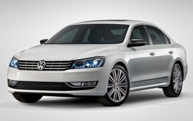 Volkswagen Passat Peformance Concept con 250 CV