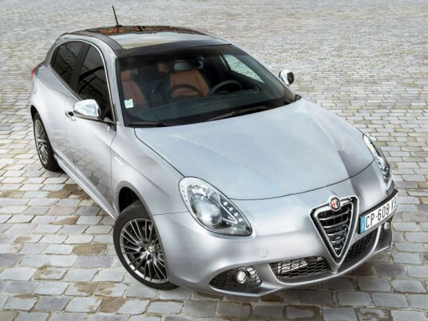 Alfa Romeo Giulietta Pack Collezione en toda la línea