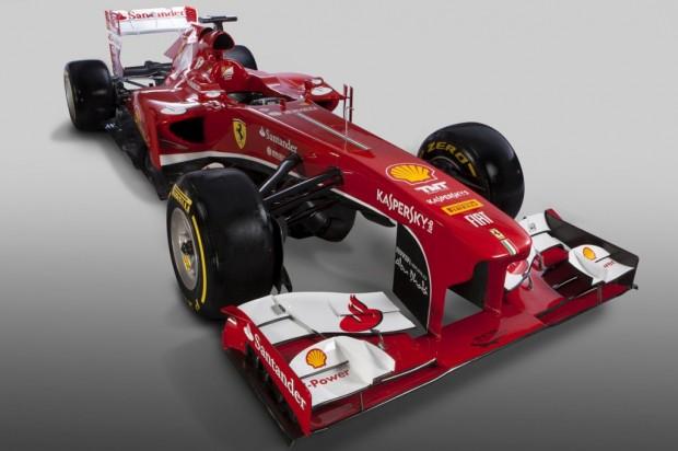 Ferrari F138, el monoplaza 2013 de Maranello