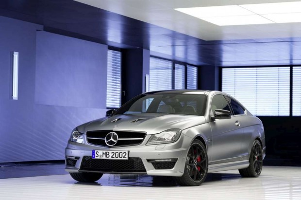 Mercedes Benz C 63 AMG Edition 507 2013