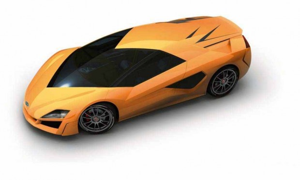 Bristol, un nuevo deportivo  que llegaría a fines de 2013