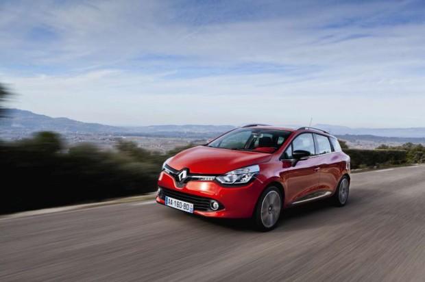 Nuevo Renault Clio Estate 2013