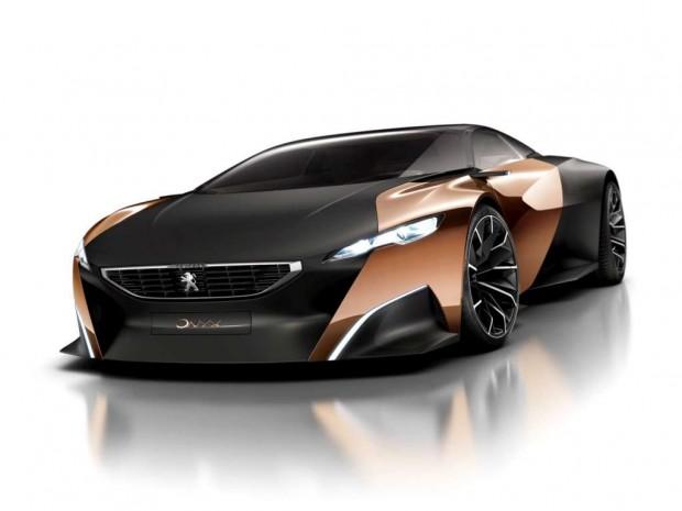 Peugeot Onix Concept recibe premio Louis Vuiton