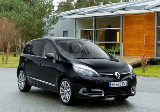 Renault Scenic gama 2013