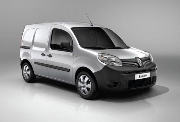 Renault Kangoo Van 2013