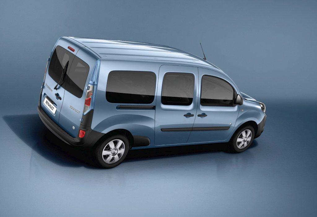 renault kangoo van 2013 mundoautomotor. Black Bedroom Furniture Sets. Home Design Ideas