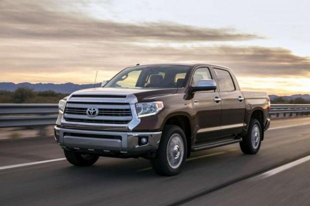 Toyota Tundra 2014 se presenta el Salón de Chicago