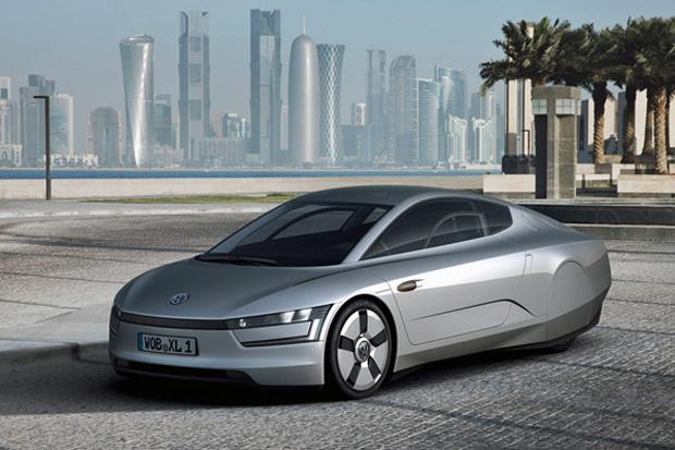 Volkswagen XL1 se presenta en el Salón de Ginebra 2013