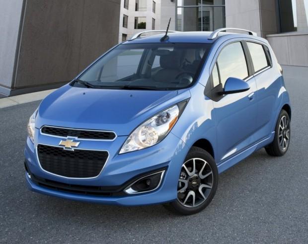 Chevrolet Spark 2013 en Argentina