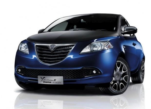 Lancia Ypsilon Elefantino y S MOMO Design