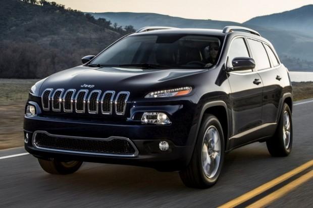 Nueva Jeep Cherokee 2014