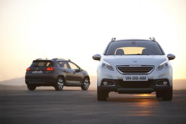 Peugeot 2008 en Video