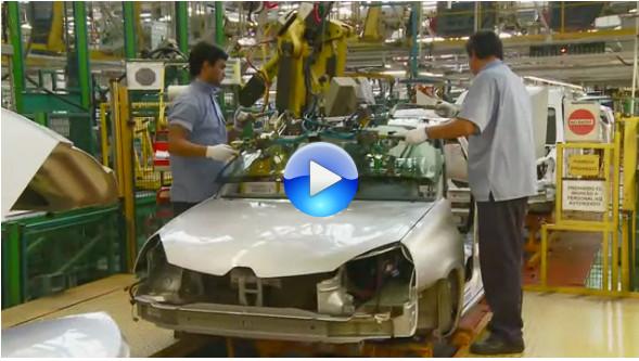 Renault Clio Mio, proceso de fabricación en video