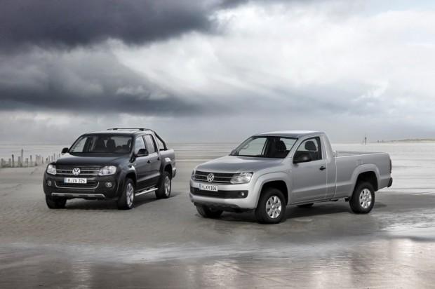 El Volkswagen Amarok recibe nuevo motor diesel de 140CV en Europa