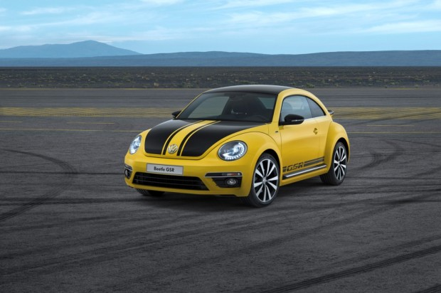 Volkswagen Beetle GSR 2014