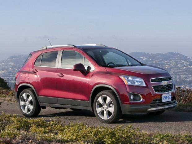 Chevrolet Tracker, es el nombre que llevará el Chevrolet Trax en Argentina