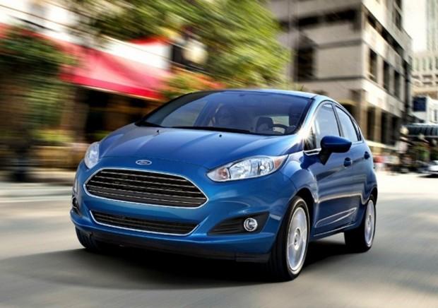 Ford de Brasil inicia la producción del Ford Fiesta 2014