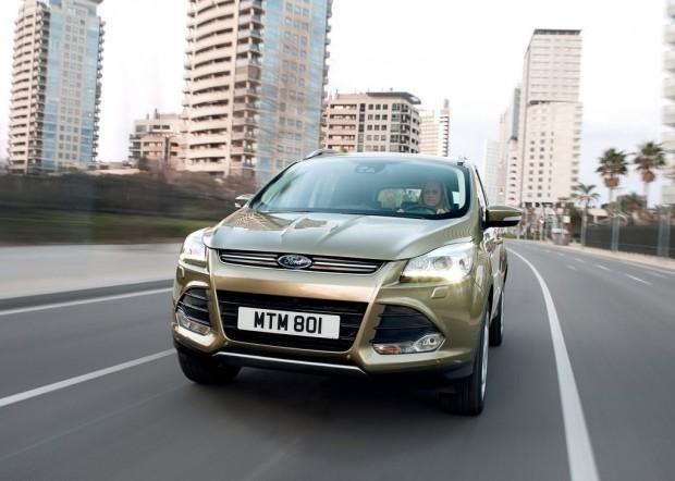 Nuevo Ford Kuga, sistemas inteligentes