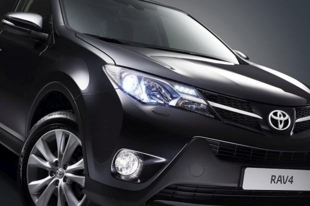 La nueva Toyota RAV4 estará disponible en Argentina a partir de Abril