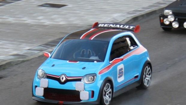 Renault TwinRun Concept, el nuevo Renault 5 ?