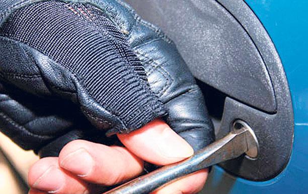 El robo de autos creció un 7,4% en 2012