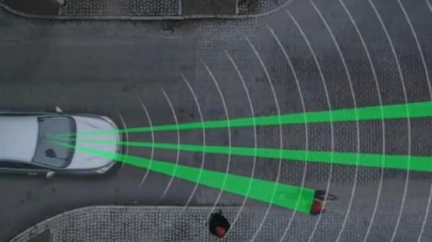 Volvo presenta el nuevo sistema de detección de ciclistas con activación automática de frenos