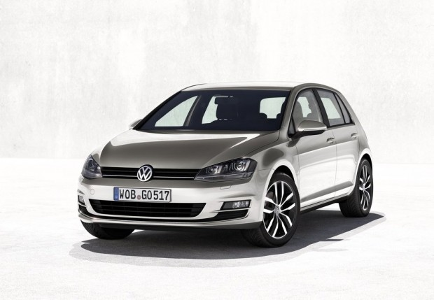 El Volkswagen Golf VII es nombrado auto del año 2013 en el Salón de New York