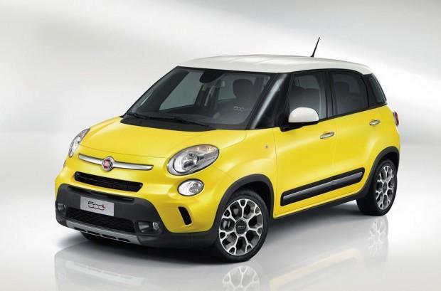 El Fiat 500L Trekking estará presente en el Salón de Ginebra