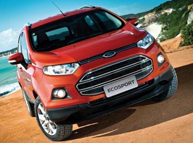 Ford EcoSport Diesel desde $141.120 pesos