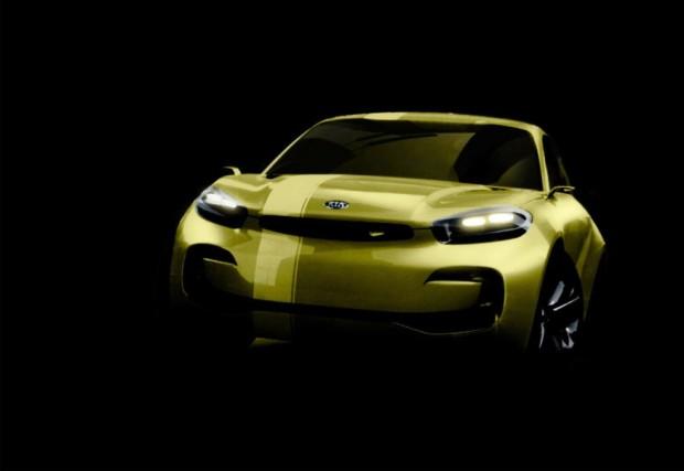 Kia CUB Concept de 4 puertas para el Salón de Seúl