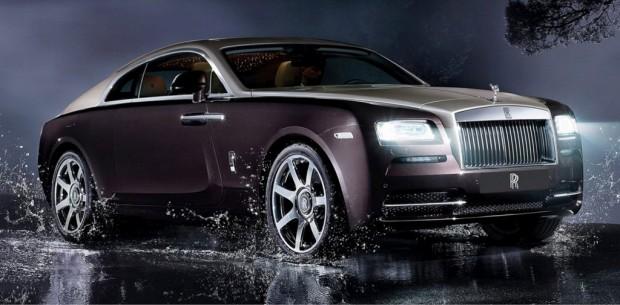 Rolls Royce Wraith Coupé