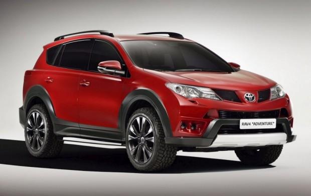 Toyota RAV4 Adventure Concept