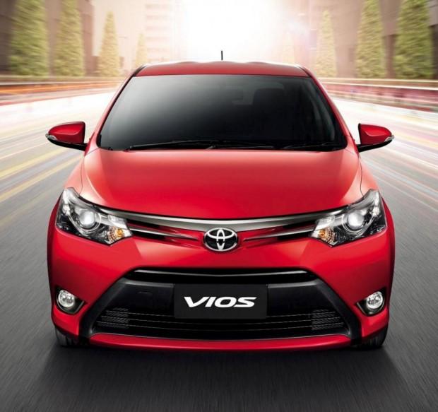 Nuevo Toyota Vios