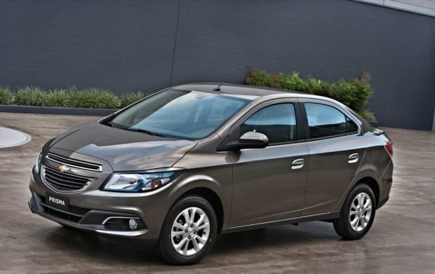 Chevrolet Prisma disponible en Argentina desde 86.500 pesos