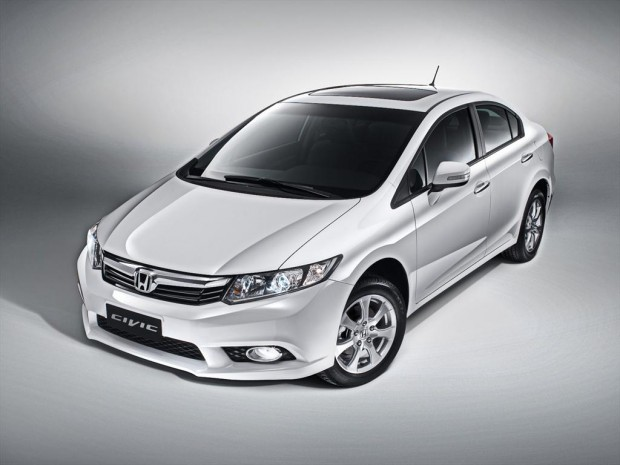 Honda Civic Gama 2013
