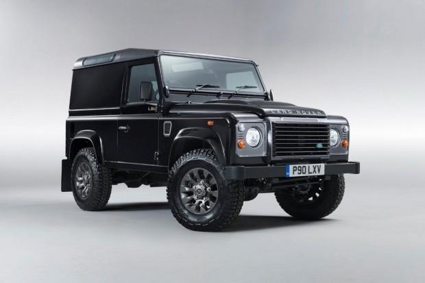 Land Rover Defender LXV, edición especial