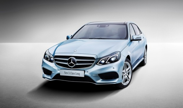 Mercedes Benz Clase E Long