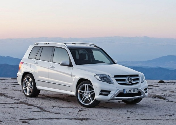 Mercedes Benz GLK 4Matic 2013