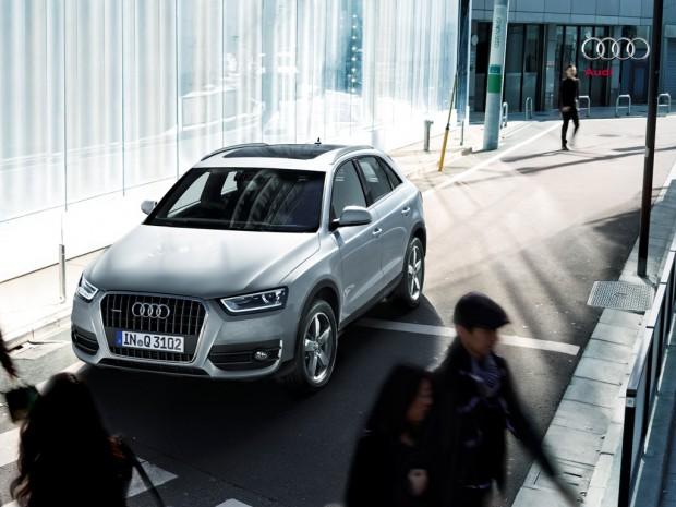 Nuevo Audi Q3 2.0TDI quattro a un precio de 65.000 dólares