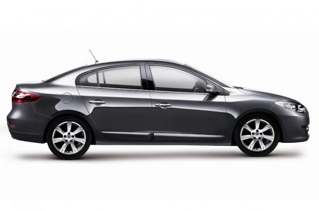 Renault Fluence 2013 con nuevo equipamiento de serie