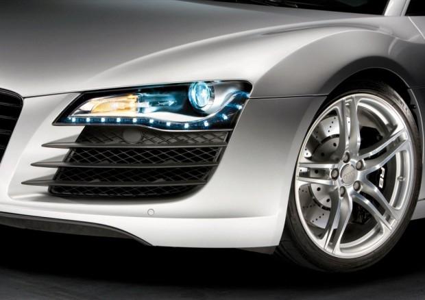 La tecnología LED de Audi es considerada como eco-innovación en la UE
