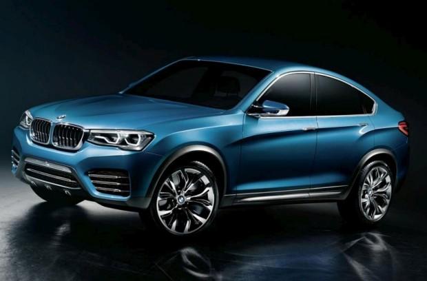 BMW X4, Primeras Imágenes