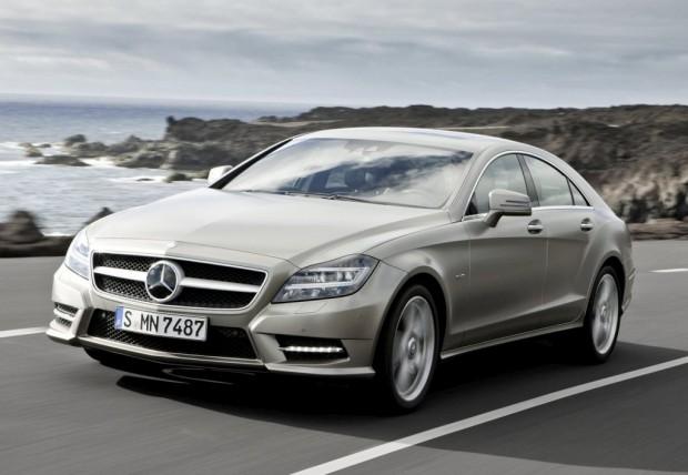 Mercedes Benz CLS 350 Sport disponible en Argentina a un precio de 120.900 dolares
