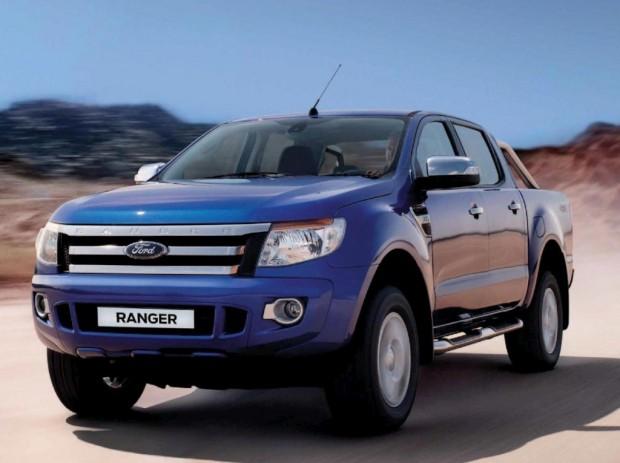 La nueva Ford Ranger es llamada a revisión por posibles problemas del Servo Freno