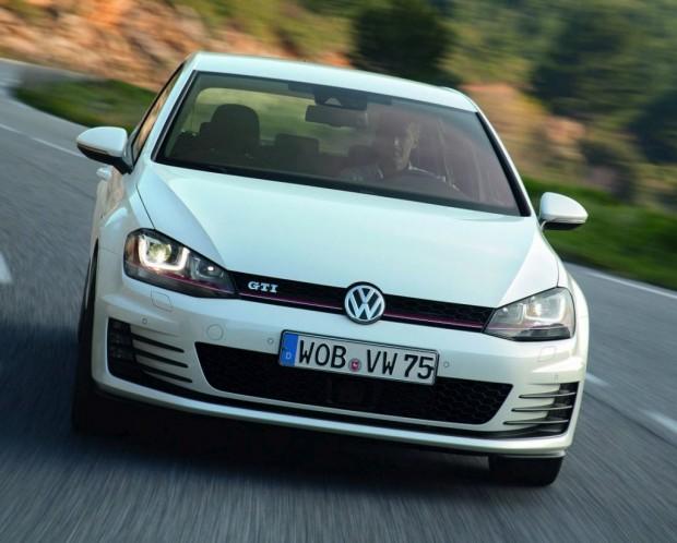 Volkswagen Golf GTi MK7, nuevas fotos oficiales