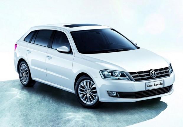 Nuevo Volkswagen Gran Lavida