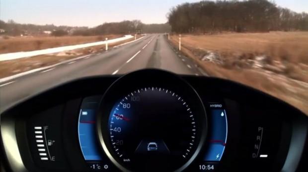Volvo V40 y V60 Híbrido con Pantalla digital adaptativa