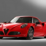 Alfa Romeo 4C launch edition, datos oficiales