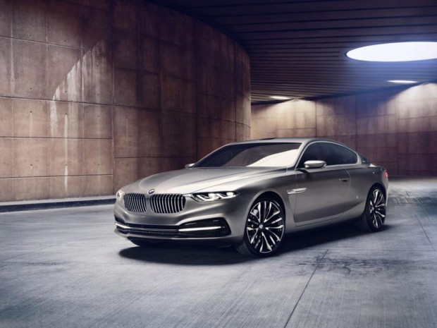 BMW Gran Lusso, en Video