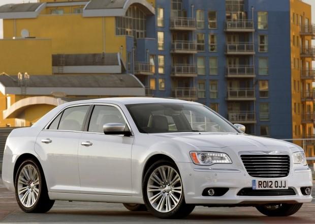 El Chrysler 300C estará presente en el Salón de Buenos Aires